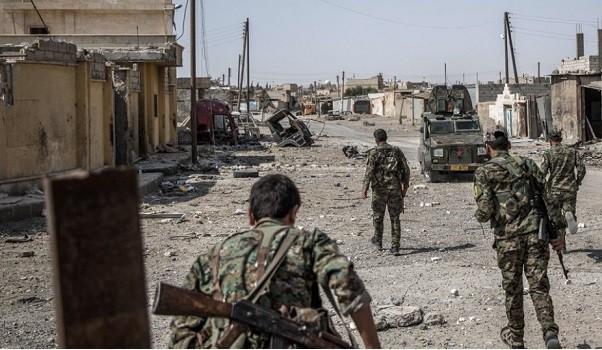 СМИ проинформировали о полном освобождении сирийской Ракки оттеррористов