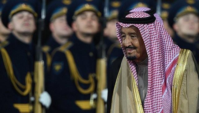 Путин поделился своими ожиданиями от первого в истории визита короля Саудовской Аравии в Россию