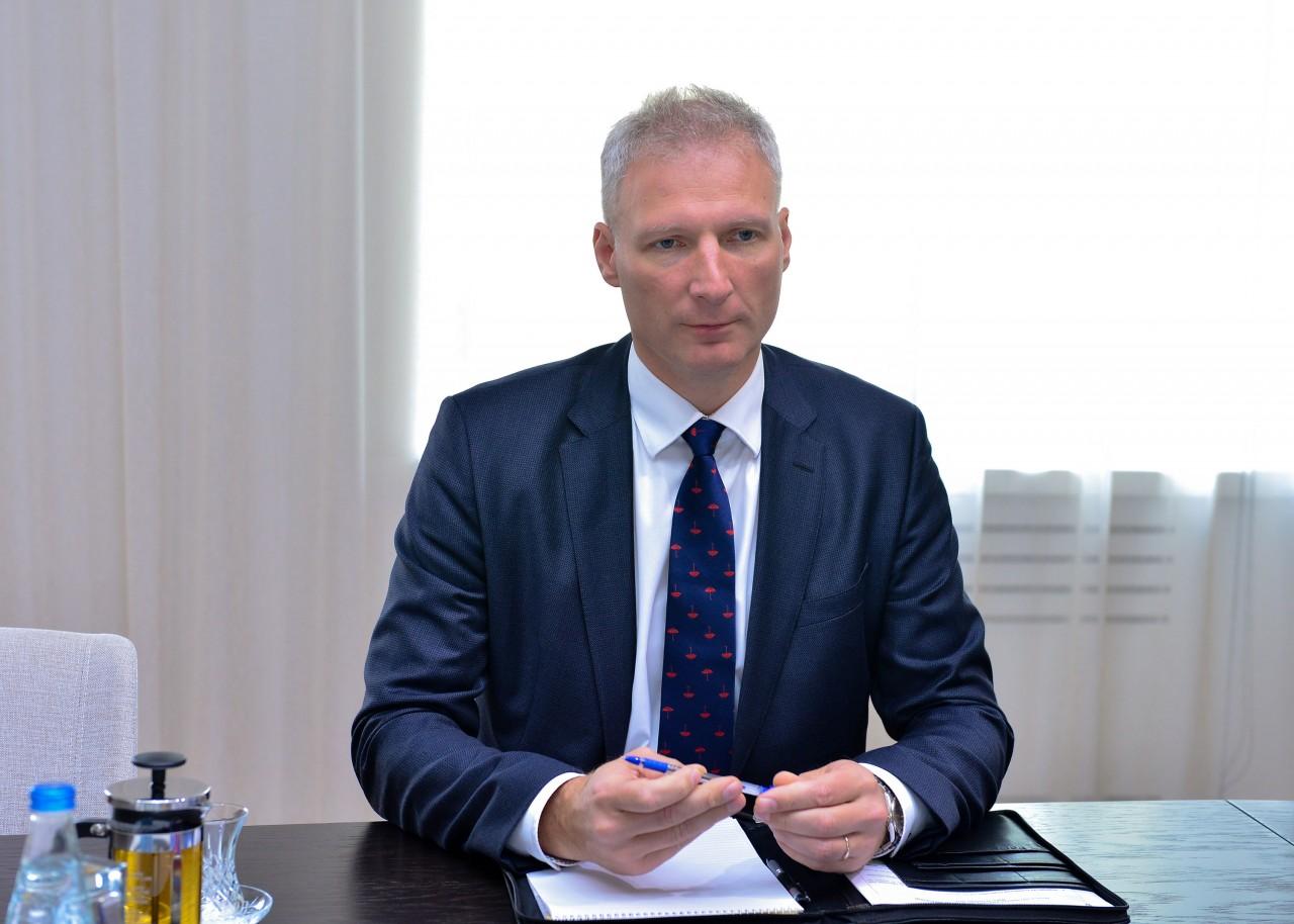 Руководитель представительстваЕС оновом соглашении сАзербайджаном