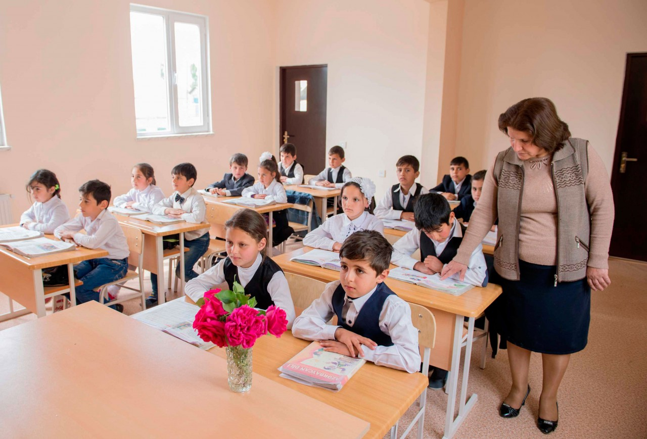 Впригородах Баку примут научебу рекордное количество дошколят