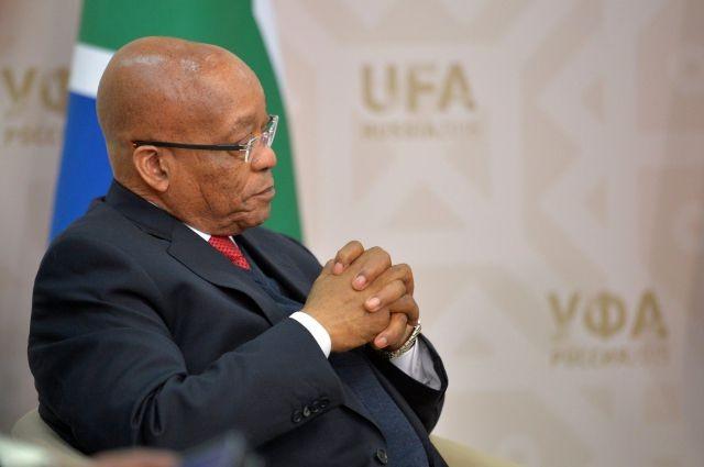 Власть меняется: Зума ушел вотставку, Рамафоса стал президентом ЮАР