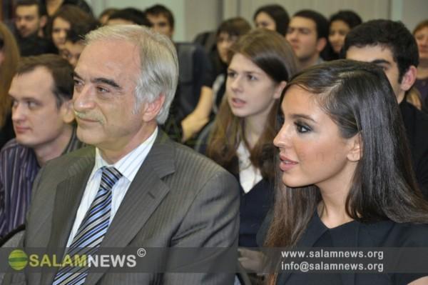 В Москве состоялся вечер по случаю 20-летия восстановления независимости Азербайджана