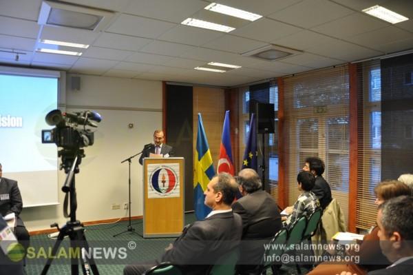 """В Стокгольме начала работу конференция по случаю годовщины движения """"21 Азер"""""""