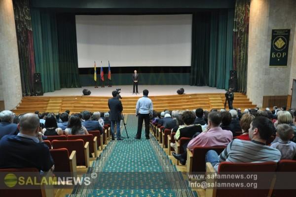 В подмосковном Домодедово отмечен День солидарности азербайджанцев мира