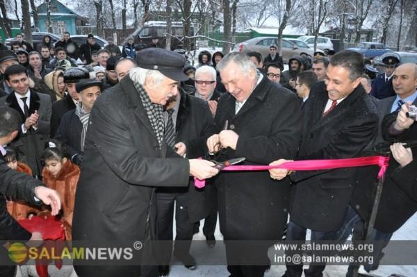 В Ярославле состоялось торжественное открытие Азербайджанского культурного центра ЯРАНКА
