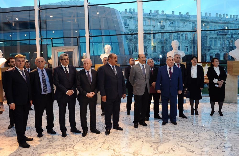 """Şuşaya həsr olunan """"Bölgələrdən paytaxta"""" layihəsinin təqdimatı keçirilib"""