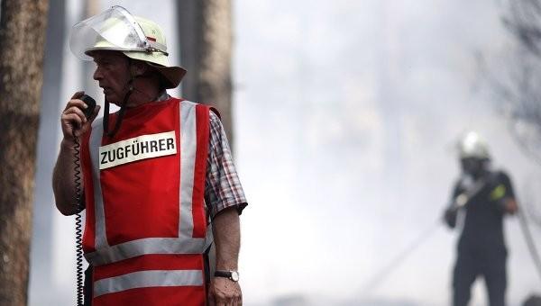 Нахимзаводе вГермании произошел взрыв, есть пострадавшие