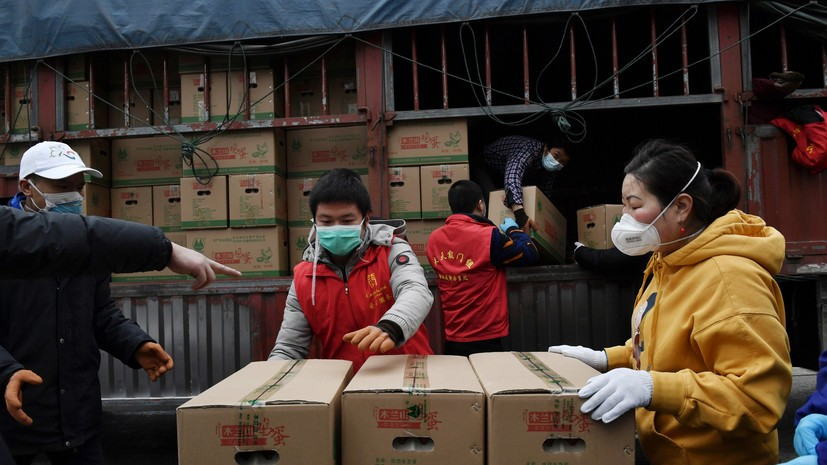Количество жертв коронавируса вмире превысило 2800