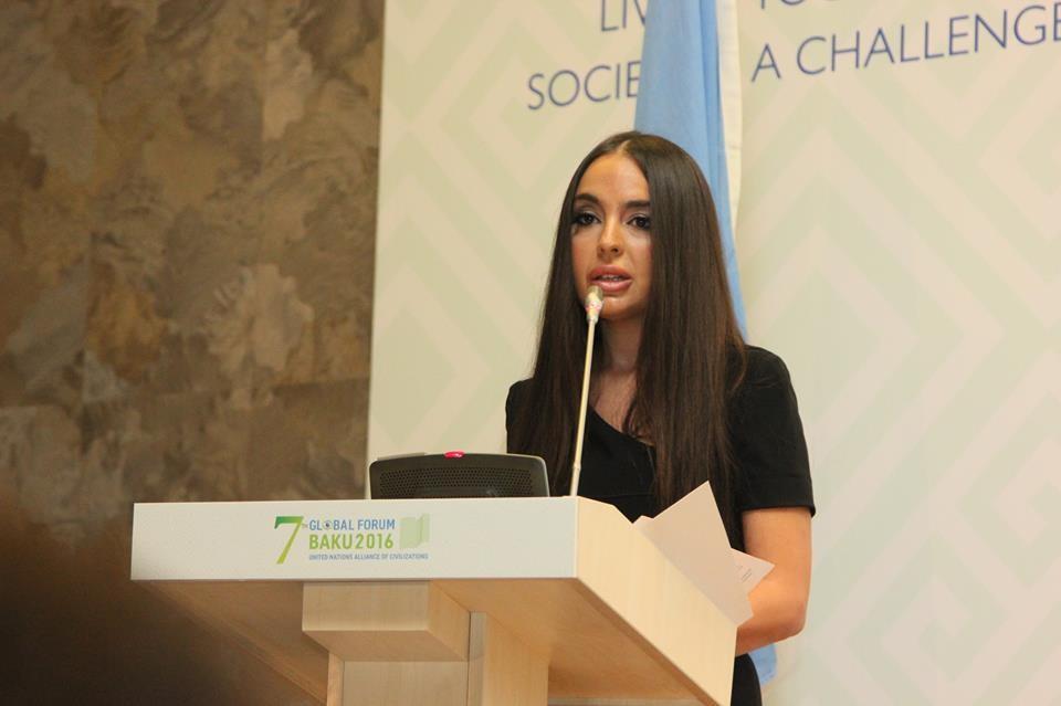 В Баку состоялось открытие Молодежного форума