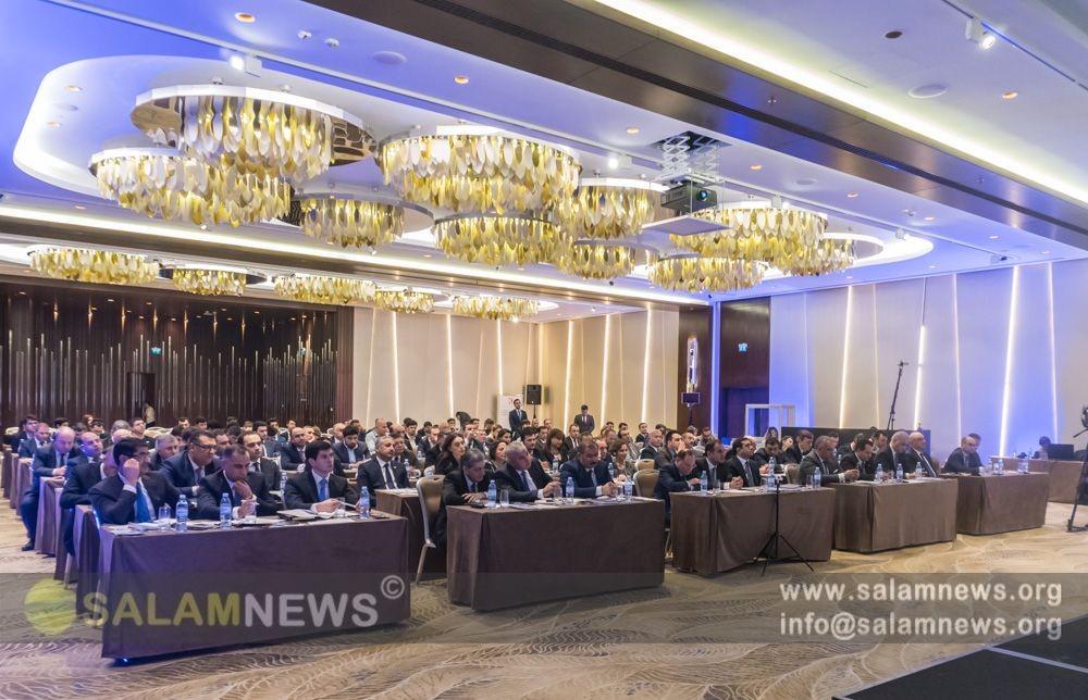 """""""Caspian European Club"""" DGK ilə biznes-forum keçirib"""
