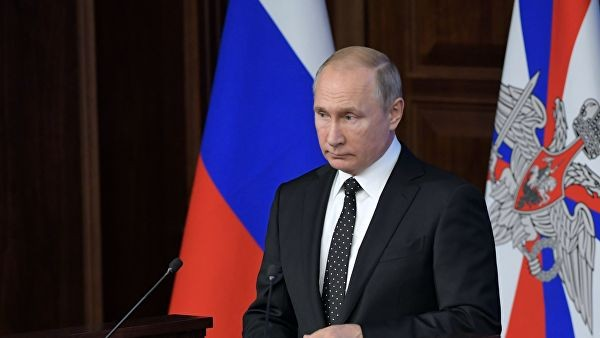 Послание президента Федеральному Собранию состоится не в Кремле из-за ремонта