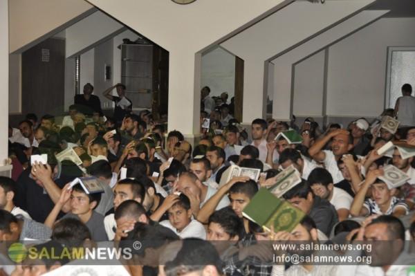 В Азербайджане широко отмечается Священный месяц Рамазан