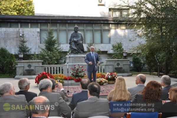 В Москве отметили 870-летие великого азербайджанского поэта Низами Гянджеви