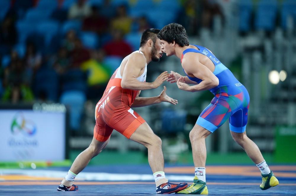 """Rəsul Çunayev """"Rio-2016""""da Azərbaycana beşinci medalı qazandırıb"""