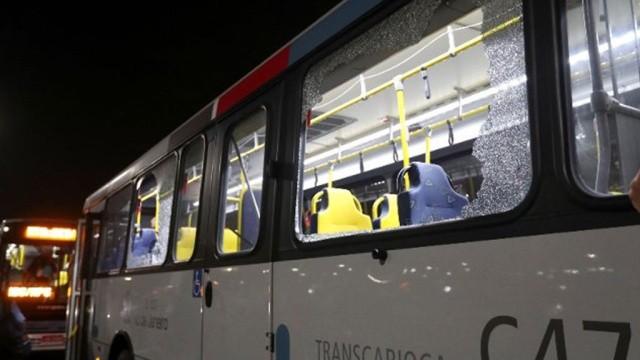 Обстрел автобуса с корреспондентами  вРио: пострадали два человека