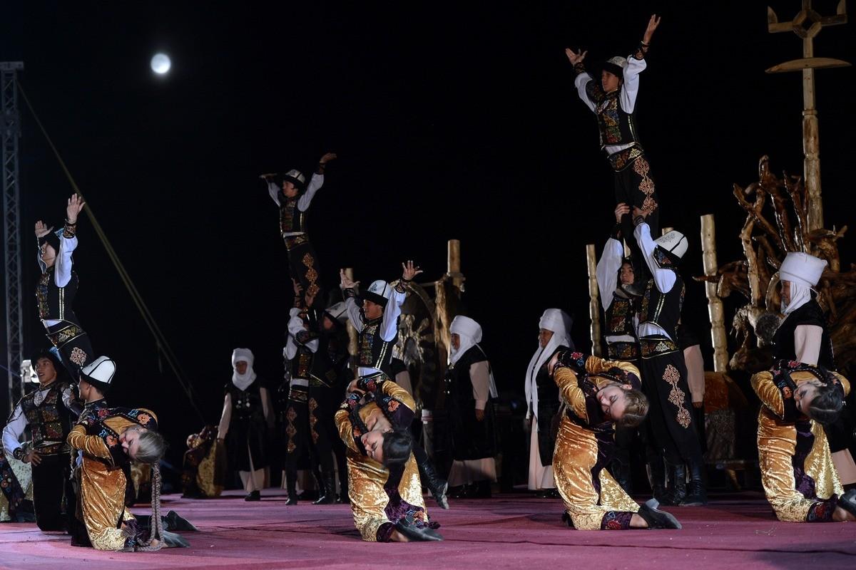 Кыргызстан готов кпроведениюII Всемирных игр кочевников