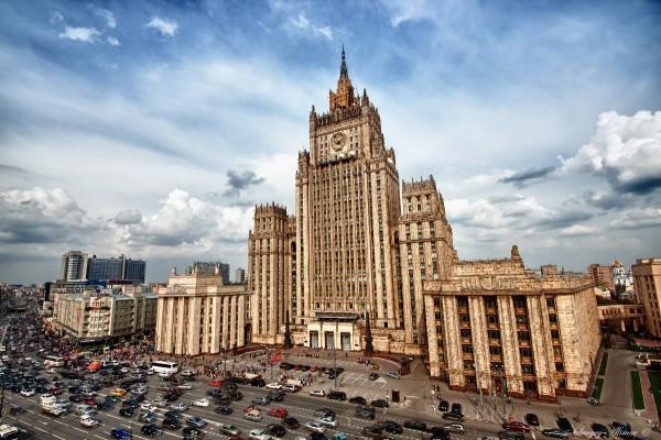 РФможет порвать дипотношения с государством Украина из-за крымского инцидента
