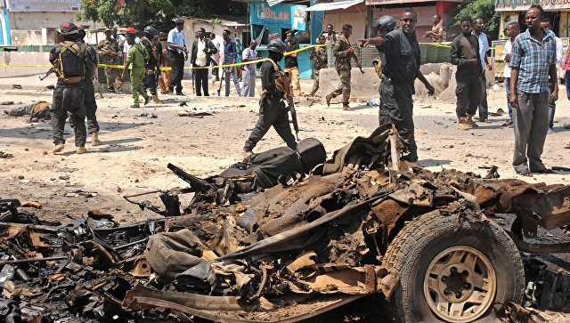 Огромное количество жертв, ответственность взяла «Аш-Шабаб»— Теракты вСомали