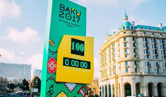 Bu gün Bakıda IV İslam Həmrəyliyi Oyunlarının rəsmi açılışı olacaq