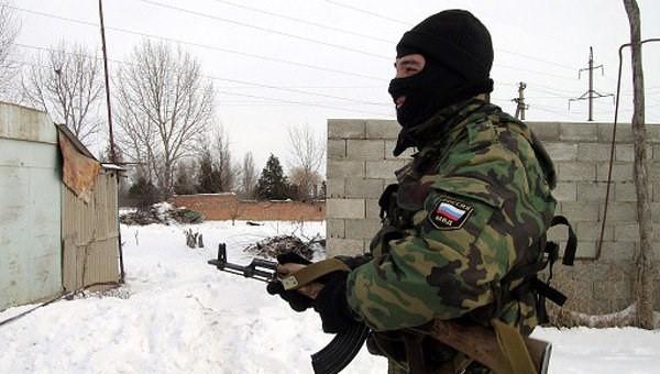 ВЧечне задержаны семеро исламистов, пытавшихся уехать навойну вСирию