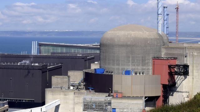 Взрыв прогремел наАЭС «Фламанвиль» воФранции