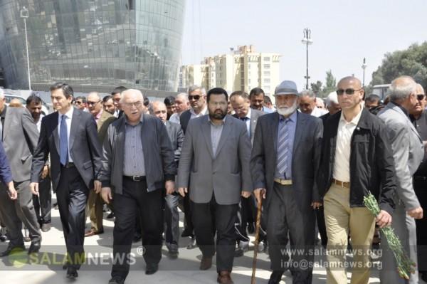Общественная палата провела мероприятие в связи с 20-летием оккупации Шуши