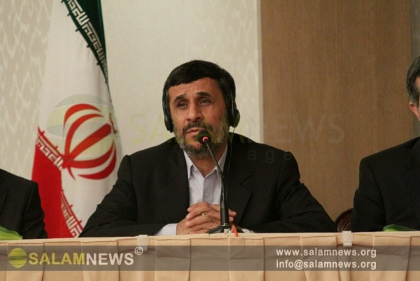 Ахмадинеджад: Все пророки обещали, что однажды явится идеальный человек небесной чистоты