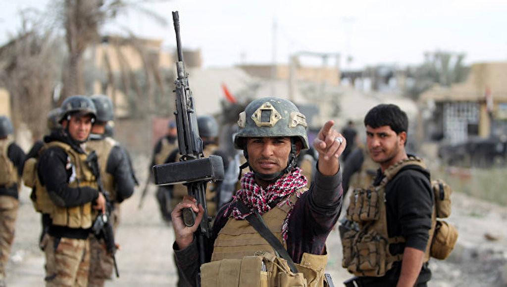 Иракские ВС осуществляют зачистку террористов ИГИЛ в провинции Ниневия