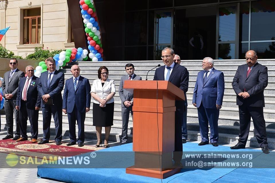 Микаил Джаббаров поздравил выпускников с «Последним звонком»