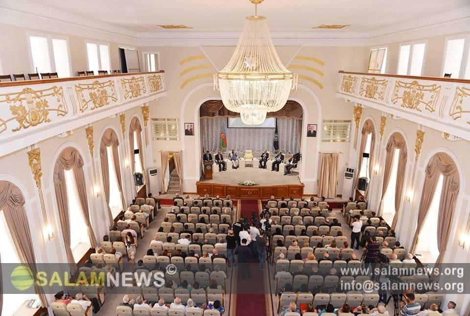 UNEC-də Yunus Sosial Biznes Mərkəzi yaradılıb