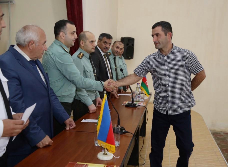 Azərbaycanda amnistiya aktının icrasına başlanılıb