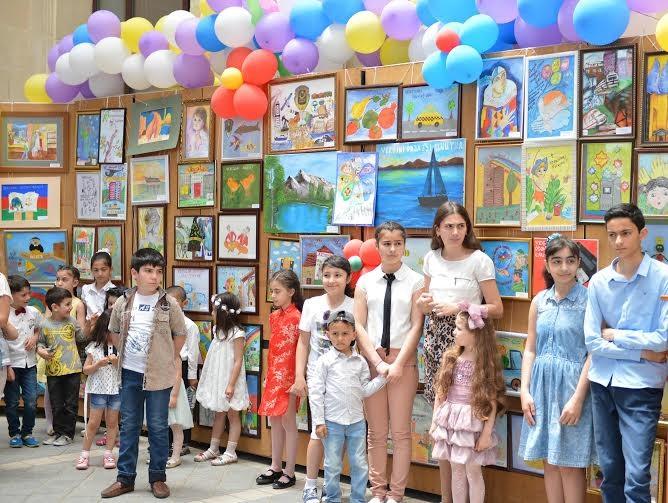 Azərbaycanda Uşaqların Beynəlxalq Müdafiəsi Günü qeyd olunur