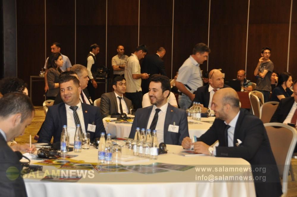 Bakıda VII Azərbaycan Beynəlxalq Sığorta Forumu keçirilib