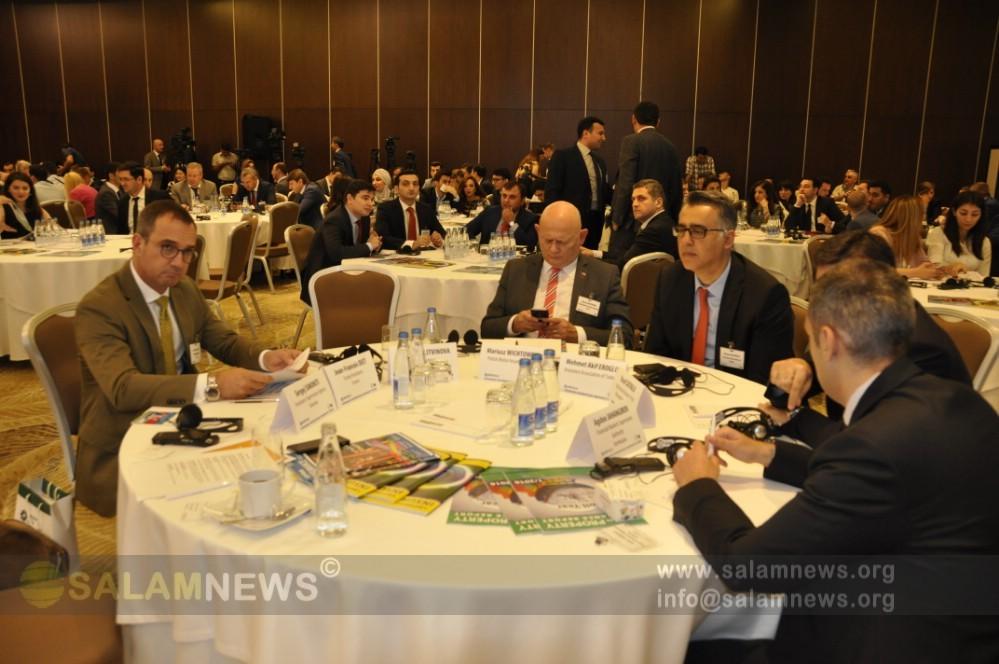 В Баку начал работу VII Азербайджанский международный страховой форум