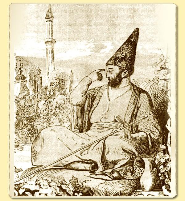 Görkəmli şair, mütəfəkkir Mirzə Şəfi Vazehin anım günüdür