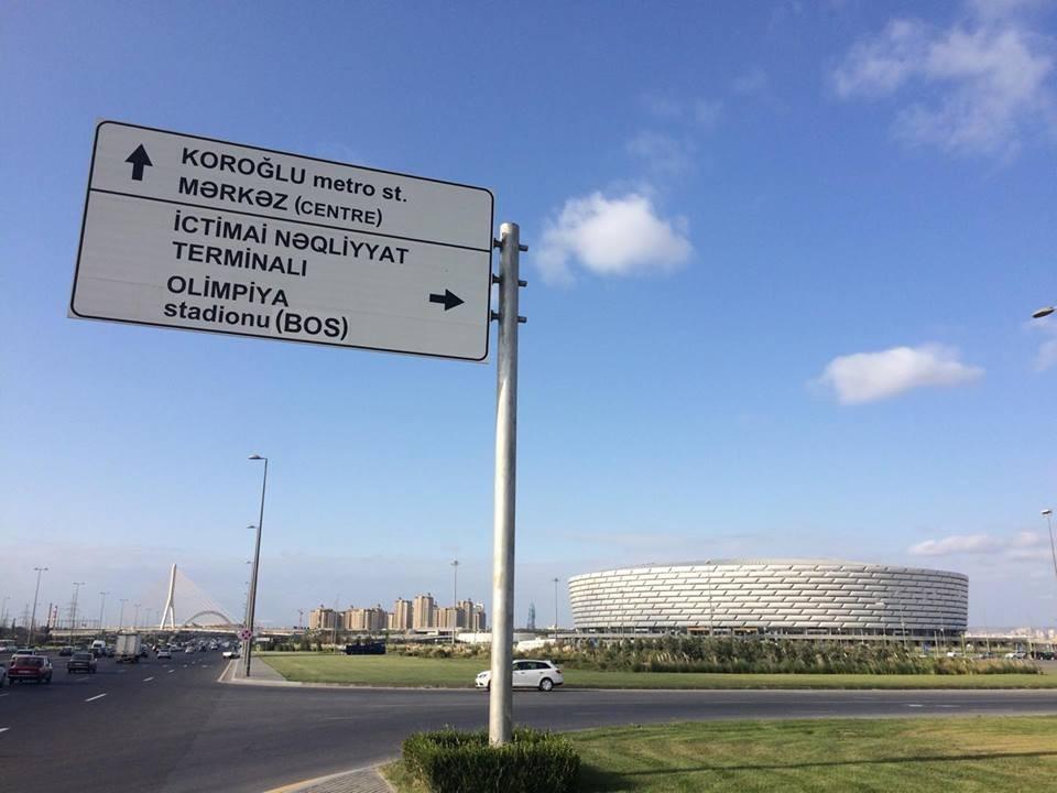 Наматч «Карабах»— «Рома» вАзербайджанской столице болельщиков доставят экспрессы