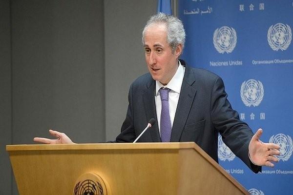 ООН: Мы не признаем никаких изменений границ 1967 года, включая Кудс