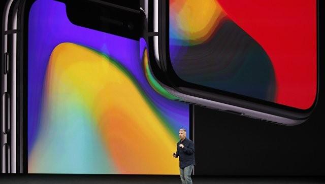 Apple презентовал iPhone 8