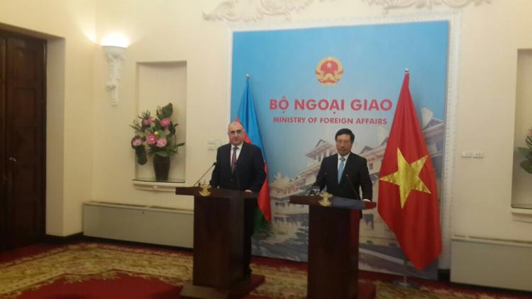 Вьетнам заинтересован всотрудничестве сАзербайджаном