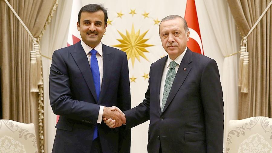 Эмир Катара посетит ФРГ впервый раз ссамого начала кризиса наБлижнем Востоке