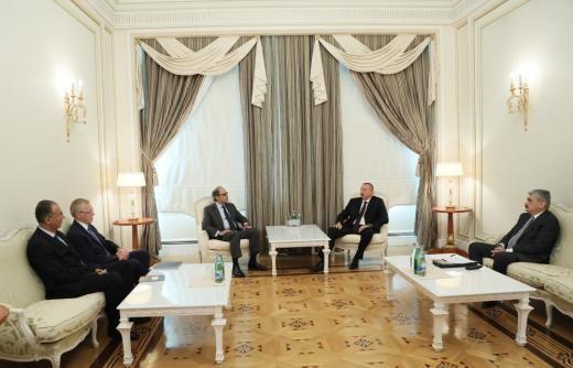 Азербайджан предпринимает действенные шаги для обеспечения финансового роста в 2018-ом - Президент