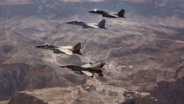 Аэродром «Меззе» под Дамаском подвергся атаке состороны ВВС Израиля