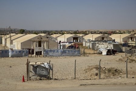 Ирак захватил 1.400 жен идетей иностранных боевиков, среди них жители России
