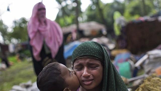 Мэрия столицы отказала впроведении пикета вподдержку мусульман Мьянмы