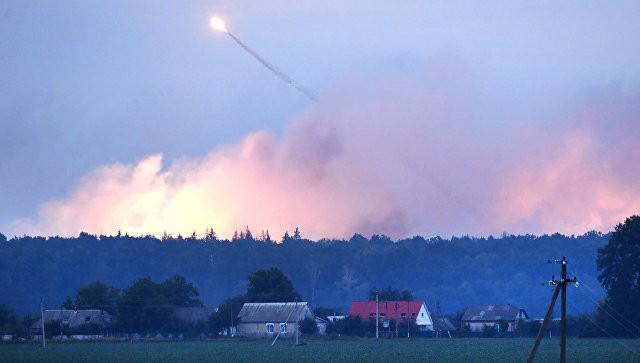 Все эвакуированные из-за взрывов под Калиновкой вернулись домой