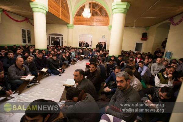 В Баку прошел очередной вечер Корана