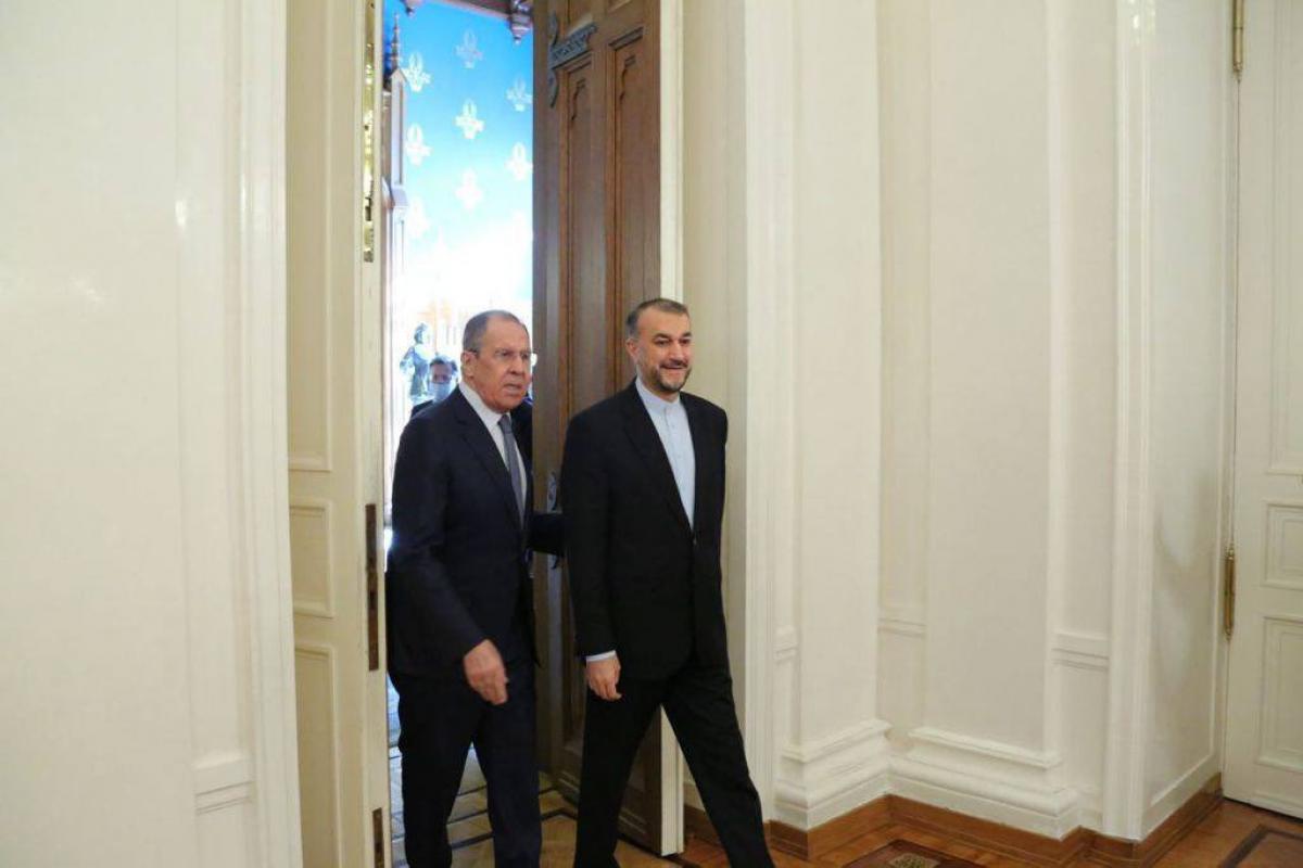 В Москве проходит встреч глав МИД России и Ирана