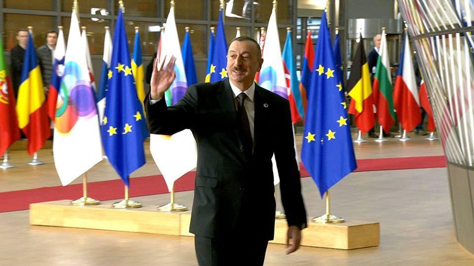 İlham Əliyev Avropa birliyi ile ilgili görsel sonucu