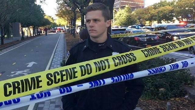 В Калифорнии полиция убила открывшего стрельбу в больнице мужчину