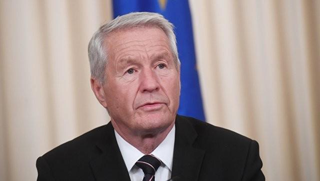 Пушков ответил наслова Ягланда овыходе Российской Федерации изСовета Европы